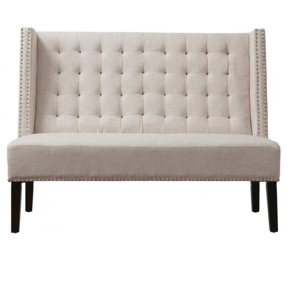 Banquette Couch: Banquette Sofa Mid Century 3 Piece Banquette Small West