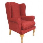 LFE-002 Reclining chairs for elderly care furniture Fabric Armchairs