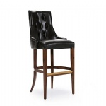 LFB-004 Leather Bar Stools