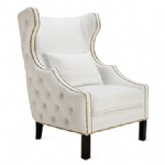 LFU-006 Exeter Accent Fabric Upholstered Chair Good quality