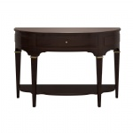 CGF-016 American modern Furniture design of Carving wood Console cabinet