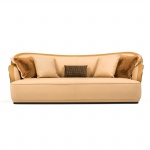 LFS-025 American style Leisure Sofa customized for Villa interior design of high end furniture