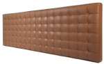 UH-011 Leather Upholstery Beds Headboards for Wall Panel